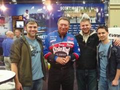 Denny Brauer & TAGF Crew
